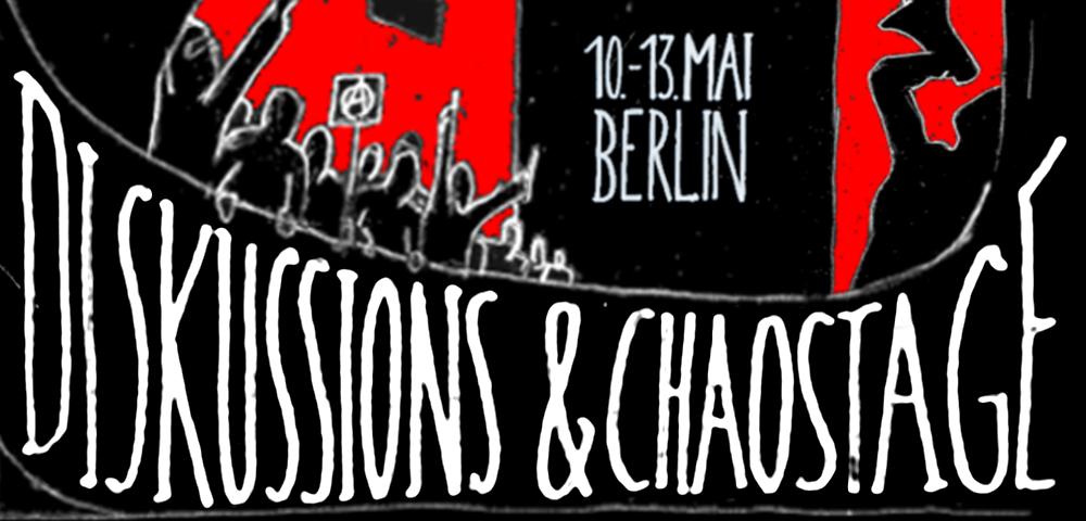 Diskussions- und Chaostage 2018