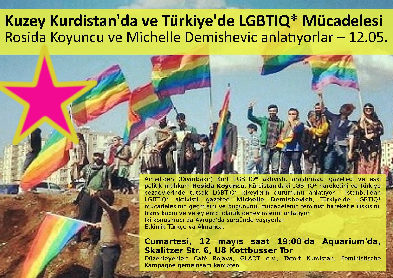 LSBTIQ*-Kämpfe in Nordkurdistan und der Türkei